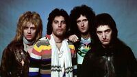 Queen -  Live Concert LIST - New Of The World - Freddie Mercury - Brian May
