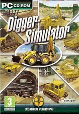 DIGGER SIMULATOR - BULLDOZERS, EXCAVATORS, DUMPERS