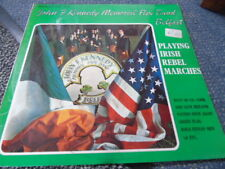 John F Kennedy Memorial Pipe Band Ireland 1968 Tribute To The Kennedy's RARE LP