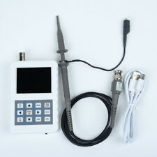 Set Digital Oscilloscope Kit O120 DSO338 30MHz Mini IPS Equipment Tester