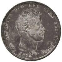 s1254) SAVOIA  Carlo Alberto (1831-1849) 5 Lire 1832 G