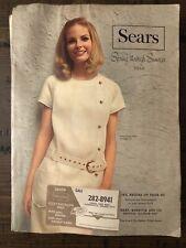 1968 Spring-Summer Sears Catalog