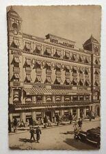 CPSM. DUNKERQUE. 59 - Hôtel des Arcades. 1938. Place Jean Bart. J.Bossaut.