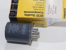 PHILIPS ECG RLY1055H 3PDT 10 AMP 120VAC RELAY HERMETICALLY SEALED