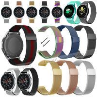 For MOTO 360 2nd Gen Smart Watch 42/46mm Milanese Loop Bracelet Wrist Band Strap