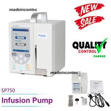Volumetric Infusion Pump Ivfluid Syringe Medical Volumalarm Function Flow