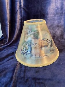 Vintage Cats Kitten Feline Lampshade Lamp Shade
