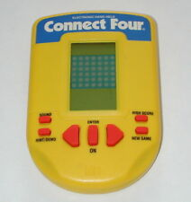 1995 Milton Bradley Connect Four Electronic Hand Held R4933