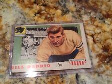 1955 topps all-American  #70 bill daddio