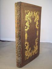 LES DEUX MACONS / MAURICE BAUGA / RELIURE ROMANTIQUE 1857