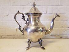 Birmingham SIlver Company SIlver plate Teapot