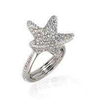 Pasquale Bruni Stella Nascente 18k White Gold Diamond 0.98ct Ring Sz 6.75 13556B