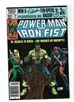 Power Man and Iron Fist #78, FN 6.0, 3rd Appearance of Sabretooth