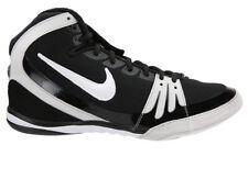 Nike Freek Wrestling Shoes Black / White  316403-011 Men's Size 12