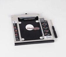 12.7mm 2nd SATA HDD SSD Caddy For IBM Lenovo Thinkpad T420 T520 W520 W510 T510