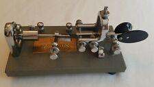 Vibroplex Original Standard Bug Telegraph Key #384069