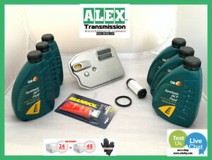 Mercedes A Class,B Class,CLA,GLA filter and oil set DCT/DSG automatic gearbox