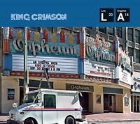 King Crimson - Live At The Orpheum [New Vinyl LP] UK - Import