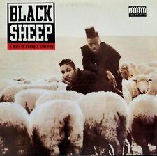Oveja Negra a Wolf IN Sheep's Clothing Mercury Records Sellado Coloreado Vinilo