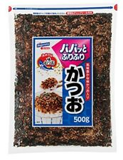 Hagoromo Furikake large size 500g bonito flavor from japan