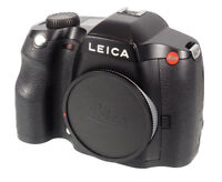 Leica S2-P Gehäuse 10802 digitale Mittelformatkamera 37,5MP