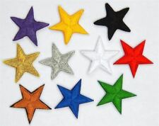 More details for iron on stars > patches > star applique > embroidered > 1