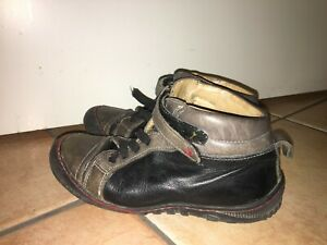 POLOLO Terra Schuhe Stiefel - 32 - pflanzlich gegerbtes Leder - BIO ÖKO ECARF