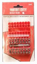 33-Pc. Security ScrewBit Set