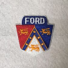 Brand New Old FORD Vintage Classic Emblem Logo Embroidery Iron On Patch Jacket C