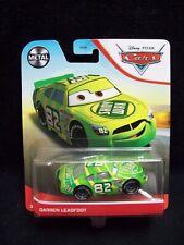 Disney Pixar Cars Metal Darren Leadfoot.