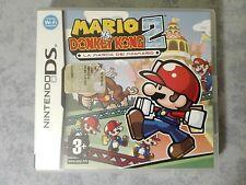 MARIO VS DONKEY KONG 2 LA MARCIA DEI MINIMARIO SUPER DS 3DS ITALIANO COMPLETO