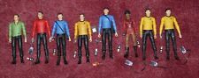 Star Trek TOS Art Asylum action figures