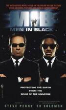 Men in Black : A Novel by Steve Perry (1997, Paperback)