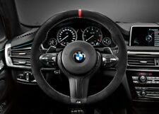 Genuine BMW M Performance Carbon/Alcantara Steering Wheel  32302230188 LLOYD