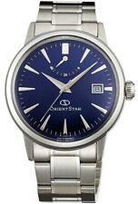ORIENT STAR Classic Power Reserve Automatic Royal Blue WZ0371EL Men's Watch NEW
