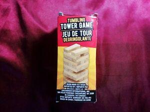 Tumbling tower ga