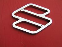 SUZUKI OLD STYLE BADGE Logo Emblem *NEW Factory 2nd* Front Rear