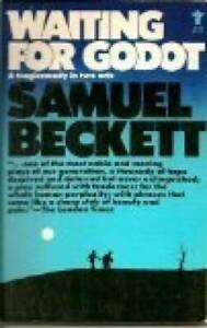 Waiting for Godot by Samuel Beckett (Trade Paperback)