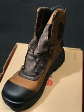 New Red Wing 2438 Men Electrical Hazard Waterproof Safety Boots Size US 8.5 D