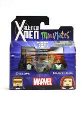 Marvel Minimates Cyclops & Marvel Girl All-New X-Men Series 59 Figures New NIB