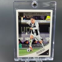 Cristiano Ronaldo DONRUSS OTPIC JUVENTUS SOCCER INSERT CARD - INVESTMENT - MINT