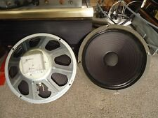 VINTAGE JENSEN ALNICO 12 INCH SPEAKER 8 OHM RATED FOR TUBE AMPLIFIERS