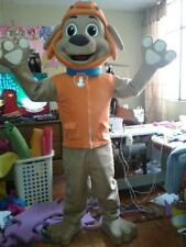 Orange Dog Patrol Mascot Character Costume Cosplay
