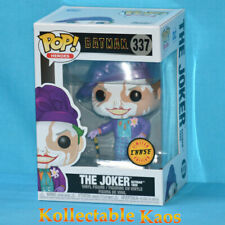 Batman (1989) - The Joker Pop! Vinyl Figure #337 - Chase + Protector