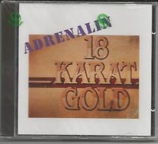 "18 CARATI GOLD ""ADRENALINA"" CD 1993-NUOVO & OVP-NEW/SEALED-Lothar Meid Jörg Evers"