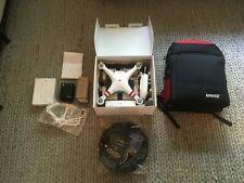 DJI Phantom 3 Standard Quadcopter Camera Drone Bundle w/ Backpack + MORE