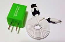 For Nook Color Models BNRV200, BNTV250 & BNTV250A, ON LED Wall Charger + Cable