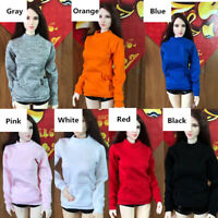 """1/6 Scale Female Pullover Sweater Clothes Model Toy for 12"""" Action Figure Body"""