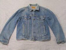 Vintage Levis Denim Jacket Size 44R 70506 Made in USA