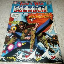 Our Army at War 173, (FN 6.0) 1966 Kubert art! 40% off Guide!